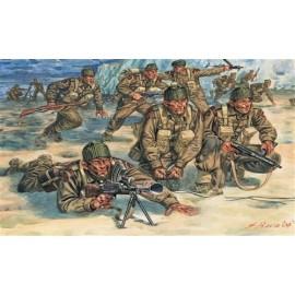 Italeri 1/72 WWII - British Commandos