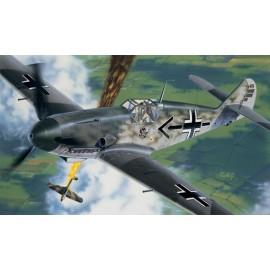 Italeri 1/72 Messerschmitt Bf-109 F2/4