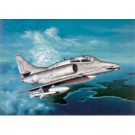 Italeri 1/72 Oa-4m Skyhawk II