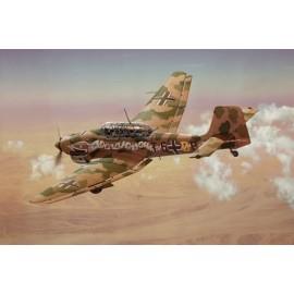 Italeri 1/72 Ju-87 B2 Stuka