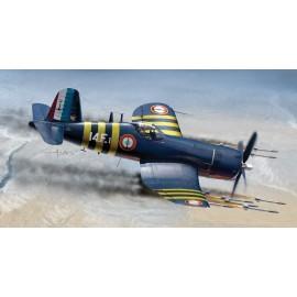 Italeri 1/72 F4u - 7 Corsair