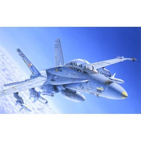 Italeri F/A 18 WILD WEASEL C/D