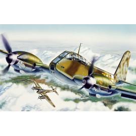 Italeri 1/72 Me 410 Hornisse