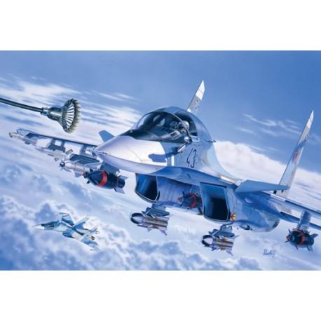 Italeri SUKHOI SU-34