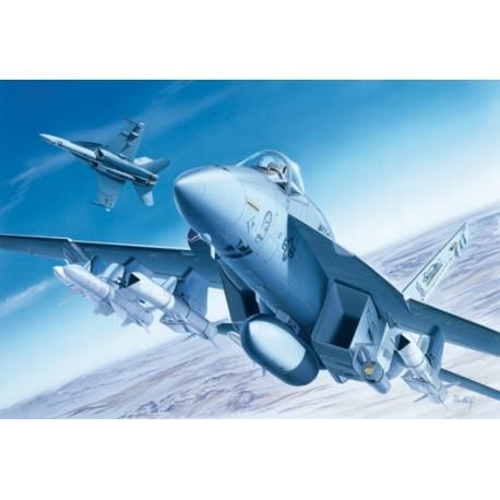 Italeri F/A-18E SUPER HORNET