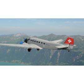 Italeri 1/72 Ju-52 Civilian