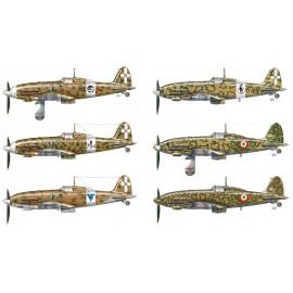 Italeri 1/72 Italian Aces Mc.202/ Mc.205