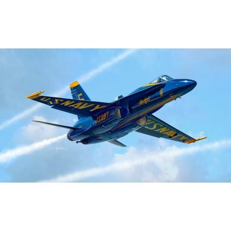 Italeri F/A-18 Blue Angels