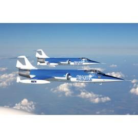 Italeri 1/72 F-104 Starfighter Aerobatic Team