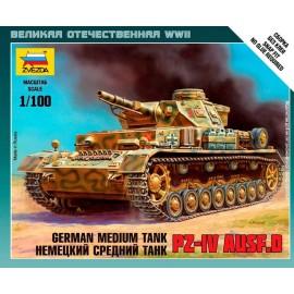 Zvezda Pz IV Ausf.D