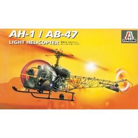 Italeri 1/72 Ah.1/Ab-47