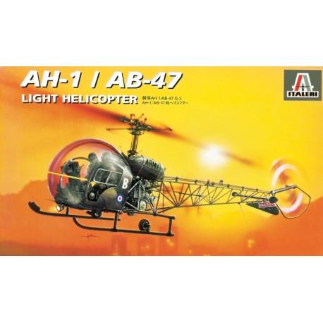 Italeri AH-1 AB-47