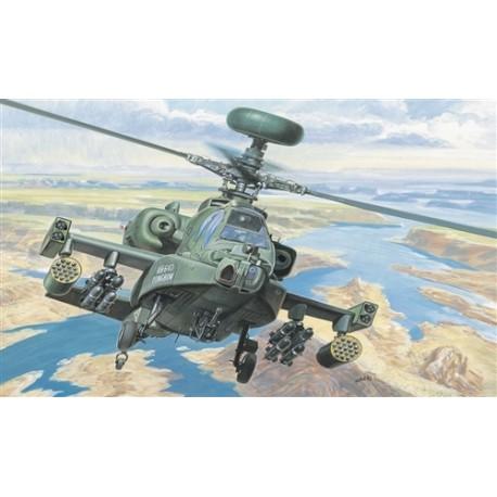 Italeri AH-64 D APACHE LONGBOW