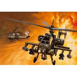 Italeri 1/72 Ah-64 Apache