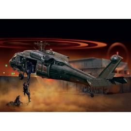 Italeri 1/72 Uh-60 / Mh-60 Black Hawk Night Raid