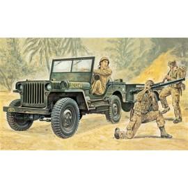 Italeri 1/35 Jeep