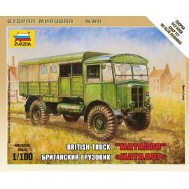 Zvezda 1/100 British Truck Matador