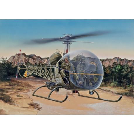 Italeri OH-13S Sioux