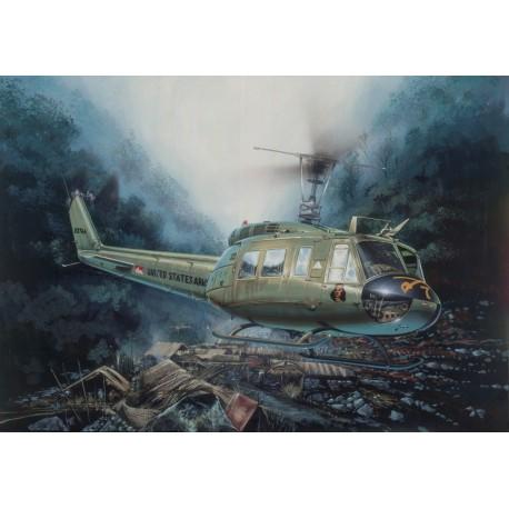 Italeri UH-1D IROQUIS