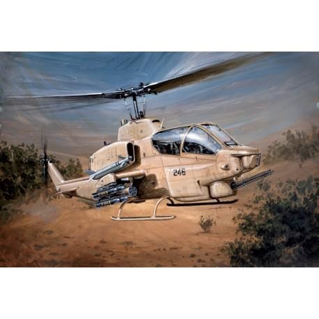 Italeri BELL AH-1W Supercobra