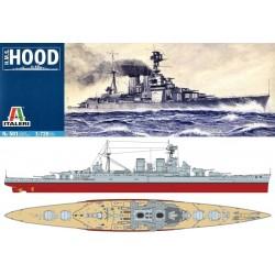 Italeri 1/720 H.M.S. Hood