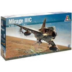 Italeri 1/32 Mirage III