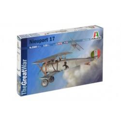 Italeri 1/32 Nieuport 17