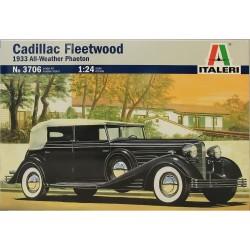 Italeri 1/24 Cadillac Fleetwood