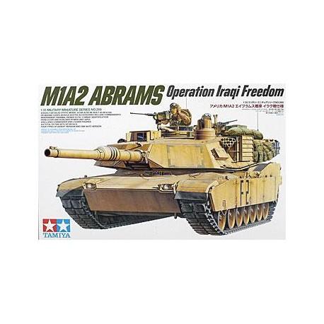 Tamiya 1/35 M1A2 Abrams
