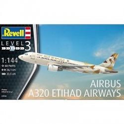 Revell 1/144 Airbus A320 Ethiad