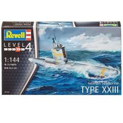 Revell 1/144 German Submarine Type XXIII