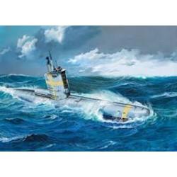 Revell 1/144 Model Set German Submarine XXII