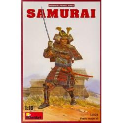 Miniart 1/16 Samurai