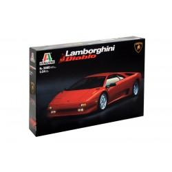 Italeri 1/24 Lamborghini Diablo