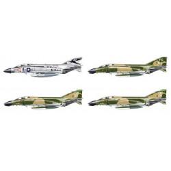 Italeri 1/72 F-4 C/D/J PHANTOM ACES (USAF / US NAVY / VIETNAM ACES)