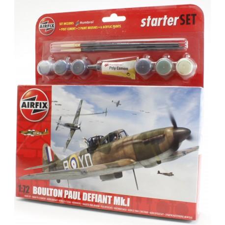 Airfix 1/72 Starter Set Boulton Paul Defiant