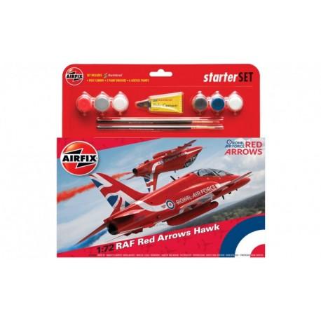 Airfix 1/72 Red Arrows Hawk 2015
