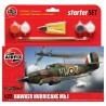 Airfix 1/72 Hawker Hurricane Mk1