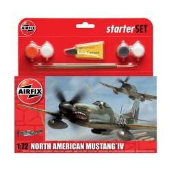 Airfix 1/72 P-51D Mustang
