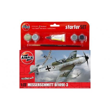 Airfix 1/72 Messerschmitt Bf 109E