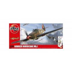 Airfix 1/24 Hawker Hurricane Mk.I
