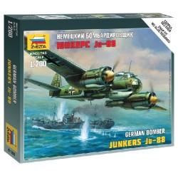 Zvezda 1/200 Ju-88a4