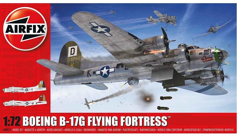 Airfix B17 G